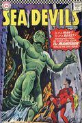 Sea Devils (1961) UK Edition 28UK