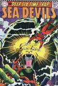 Sea Devils (1961) UK Edition 32UK