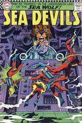 Sea Devils (1961) UK Edition 33UK