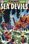 Sea Devils (1961) UK Edition 34UK
