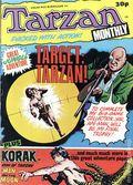 Tarzan Monthly TPB (1978 UK Magazine) 2-1ST