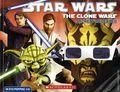 Star Wars The Clone Wars Secrets Revealed SC (2011 Scholastic) In Eye-Popping 3-D 1N-1ST