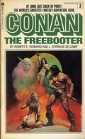 Conan PB (1966-1977 Lancer/Ace Books Novel) 3C-1ST