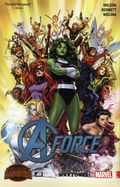 A-Force TPB (2015-2017 Marvel) 0-1ST