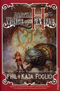 Agatha H and the Voice of the Castle HC (2015 Airship Entertainment) A Girl Genius Novel 1-1ST