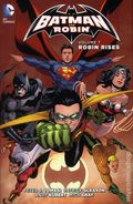 Batman and Robin HC (2012-2015 DC Comics The New 52) 7-1ST