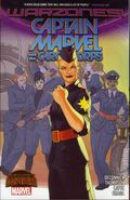 Captain Marvel and the Carol Corps TPB (2015 Marvel) Secret Wars: Warzones 1-1ST