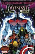 Korvac Saga TPB (2015 Marvel) Secret Wars: Warzones 1-1ST