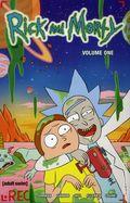 Rick and Morty TPB (2015- Oni Press) 1-1ST