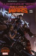 Secret Wars 2099 TPB (2015 Marvel) Secret Wars: Warzones 1-1ST