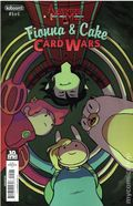 Adventure Time Fionna and Cake Card Wars (2015 Boom) 5B