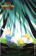Adventure Time Fionna and Cake Card Wars (2015 Boom) 5C