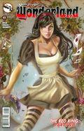 Grimm Fairy Tales Presents Wonderland (2012 Zenescope) 41C