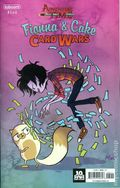 Adventure Time Fionna and Cake Card Wars (2015 Boom) 5A