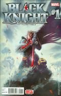 Black Knight (2015 2nd Series) 1A