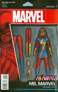 Ms. Marvel (2015 4th Series) 1D