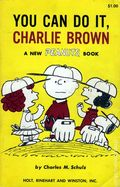 You Can Do It, Charlie Brown SC (1963 Peanuts Book) 1-1ST