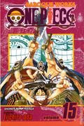 One Piece TPB (2003- Viz Digest) 15-REP