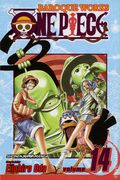 One Piece TPB (2003- Viz Digest) 14-REP