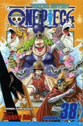 One Piece TPB (2003- Viz Digest) 38-REP