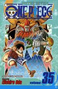 One Piece TPB (2003- Viz Digest) 35-REP