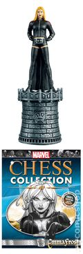 Marvel Chess Collection (2014- Eaglemoss) Figure and Magazine #047