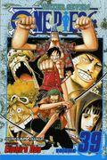 One Piece TPB (2003- Viz Digest) 39-REP