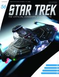 Star Trek The Official Starship Collection (2013 Eaglemoss) Magazine and Figure #056