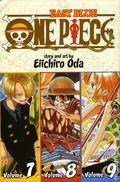 One Piece TPB (2009- Viz) 3-in-1 Volume 7-9-REP