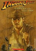 Indiana Jones and the Raiders of the Lost Ark SC (2008 A Scholastic Novel) 1-1ST