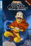 Avatar The Last Airbender GN (2006 Tokyopop) Cine-Manga 2-1ST