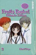 Fruits Basket HC (2007-2010 Tokyopop) Ultimate Edition 2-1ST