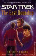 Star Trek The Last Roundup HC (2002 Pocket Novel) 1-1ST