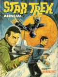 Star Trek Annual HC (1969-1992 World Distributors) 1971