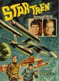 Star Trek Annual HC (1969-1992 World Distributors) 1978