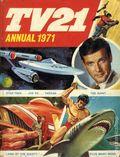 TV 21 Annual HC (1965-1971 CMAPF) TV Century 21 1971