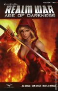 Grimm Fairy Tales Presents Realm War TPB (2015 Zenescope) Age of Darkness 2-1ST