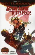 Star-Lord and Kitty Pryde TPB (2015 Marvel) Secret Wars: BattleWorld 1-1ST
