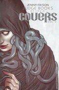 Jenny Frison Judge Books by their Covers (2009) Sketchbook 3