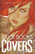 Jenny Frison Judge Books by their Covers (2009) Sketchbook 4