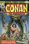 Conan the Barbarian (1970 Marvel) Mark Jewelers 43MJ