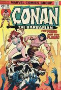 Conan the Barbarian (1970 Marvel) Mark Jewelers 44MJ