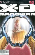 X-O Manowar (2012 3rd Series Valiant) 42C