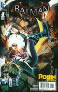 Batman Arkham Knight Robin Special (2015) 1