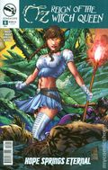 Oz Reign of the Witch Queen (2015 Zenescope) 6A