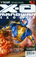X-O Manowar (2012 3rd Series Valiant) 42A
