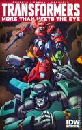 Transformers More than Meets the Eye (2012 IDW) 47RI