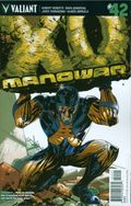 X-O Manowar (2012 3rd Series Valiant) 42B