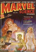 Marvel Science Stories (1950) pulp Vol. 3 #1
