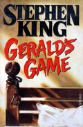 Gerald's Game HC (1992 Novel) By Stephen King 1-REP